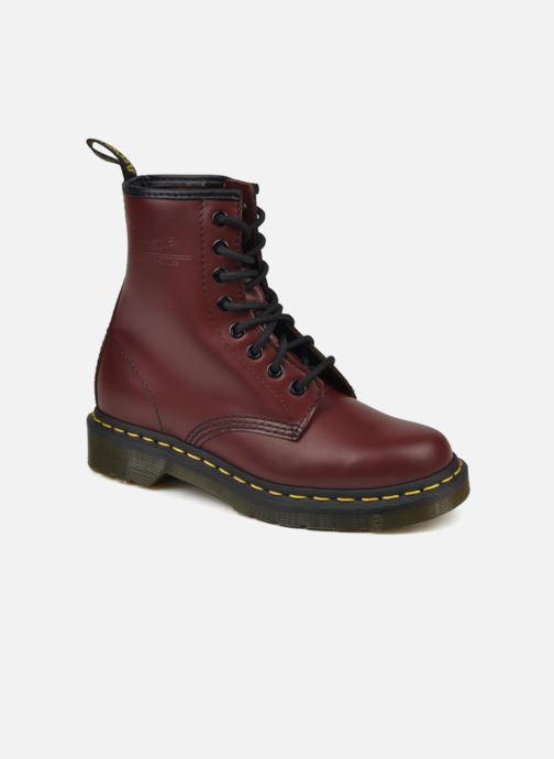 Bottines et boots Dr. Martens 1460 M Bordeaux vue détail/paire