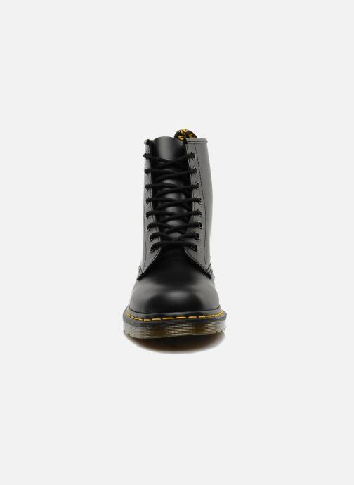 Bottines et boots Dr. Martens 1460 M Noir vue portées chaussures