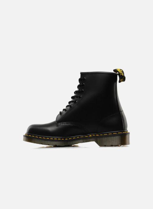 Boots en enkellaarsjes Dr. Martens 1460 M Zwart voorkant