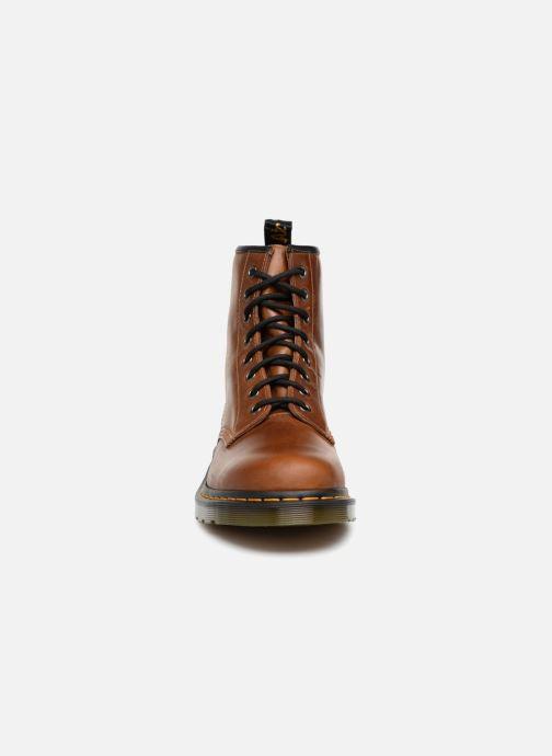 Stiefeletten & Boots Dr. Martens 1460 M braun schuhe getragen