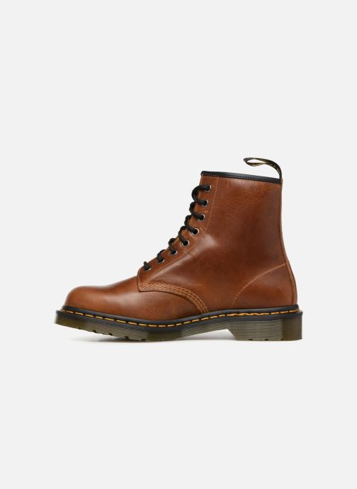 Dr. Martens 1460 M (marron) - Bottines Et Boots Chez