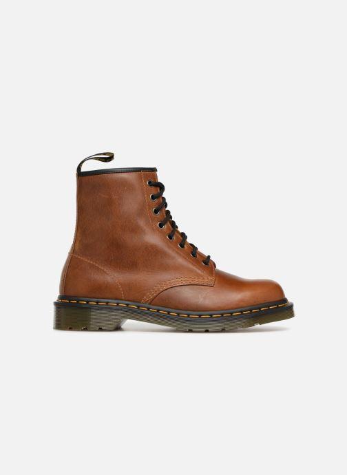 Stiefeletten & Boots Dr. Martens 1460 M braun ansicht von hinten