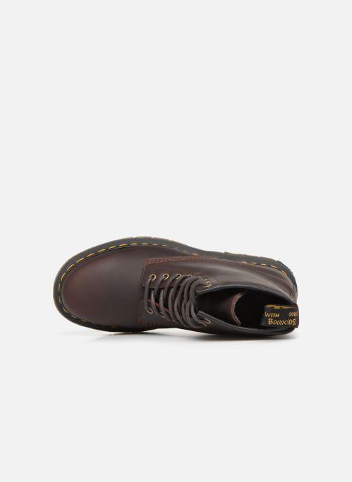 Stiefeletten & Boots Dr. Martens 1460 M braun ansicht von links