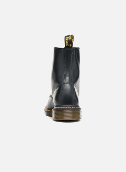 Bottines et boots Dr. Martens 1460 M Bleu vue droite