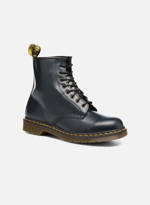 Bottines et boots Dr. Martens 1460 M Bleu vue détail/paire