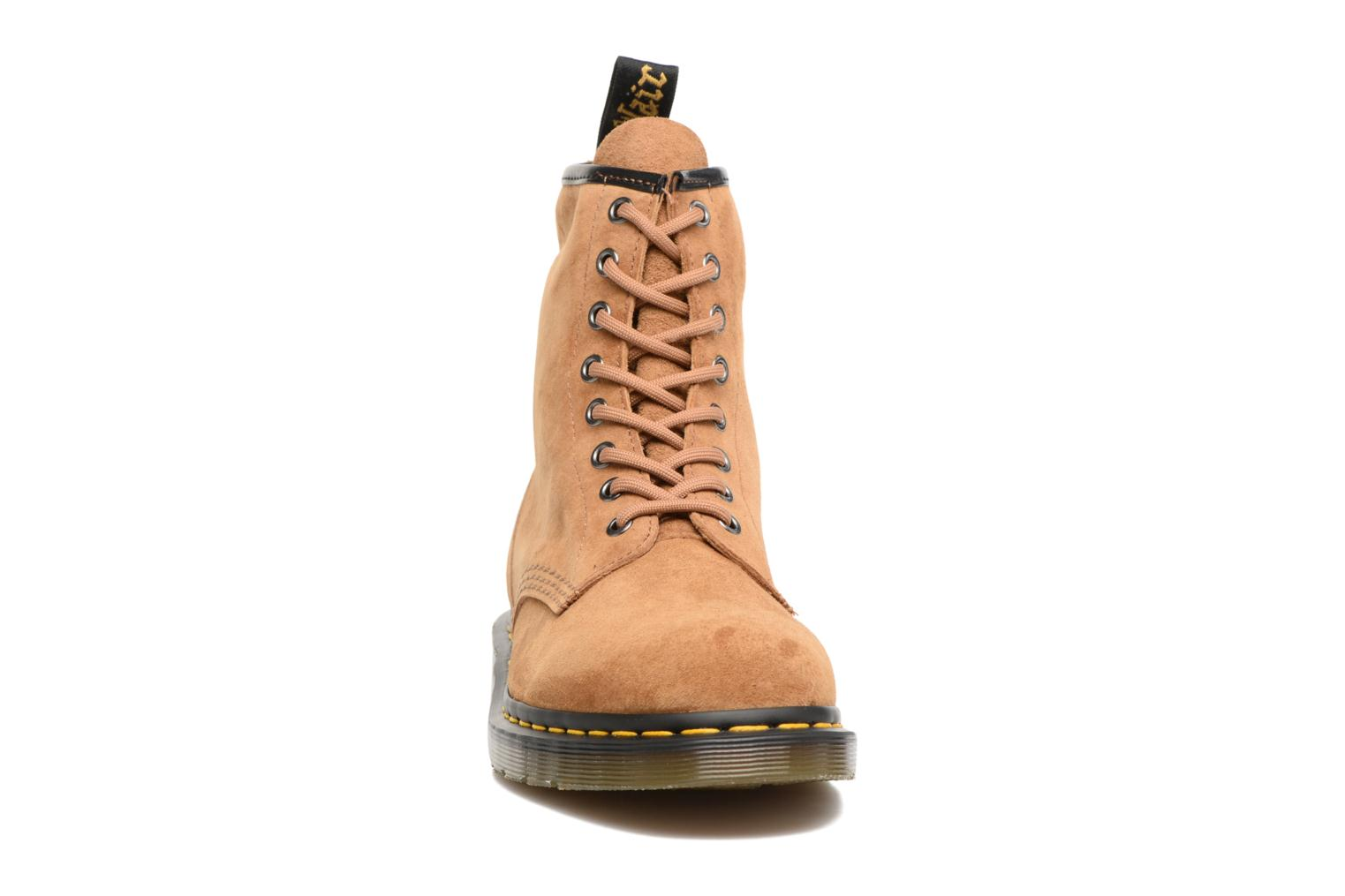 Ankle boots DR. Martens 1460 M Brown model view