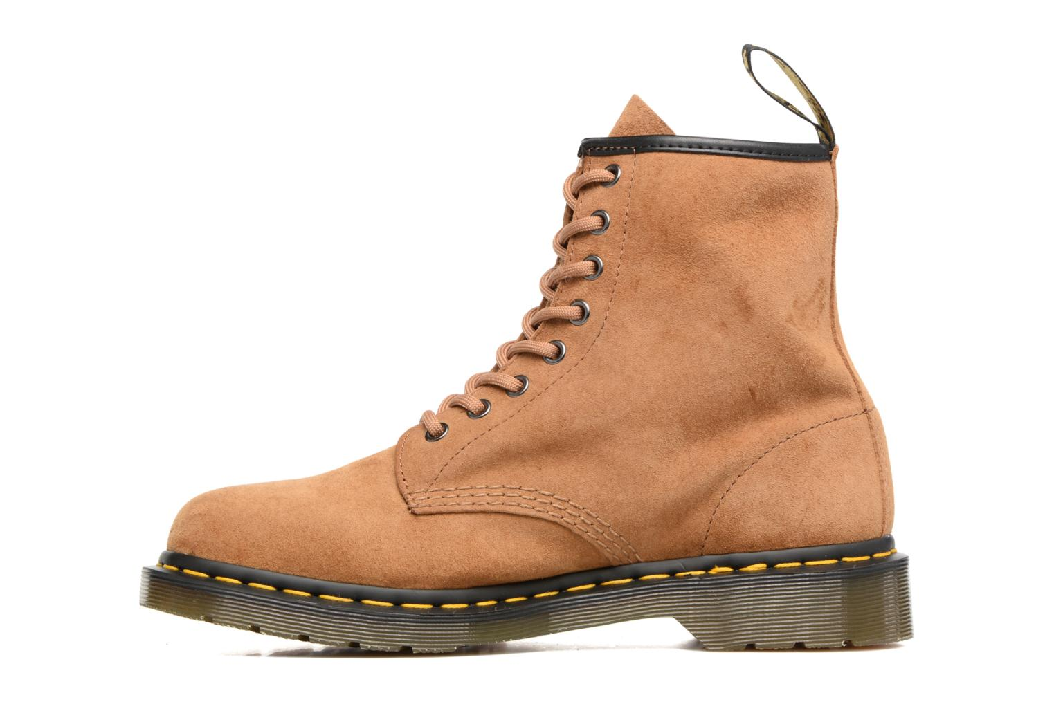 Ankle boots DR. Martens 1460 M Brown front view
