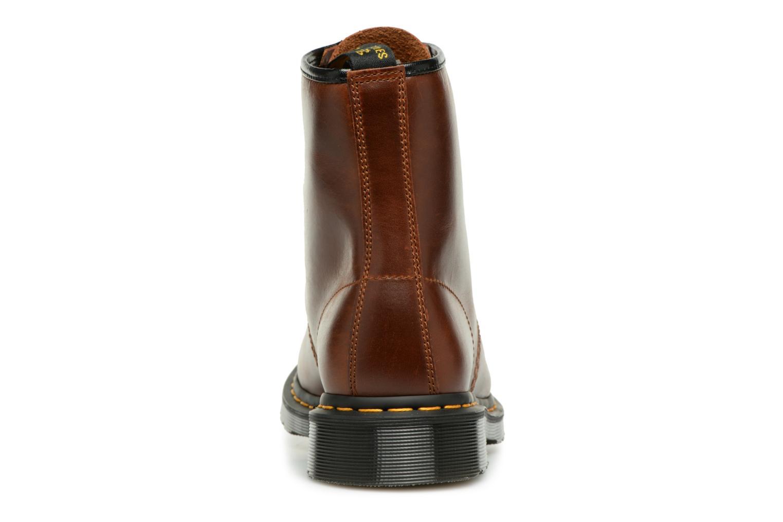 Stiefeletten & Boots Dr. Martens 1460 M braun ansicht von rechts