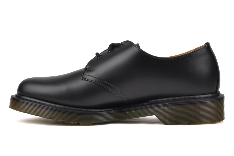 Chaussures à lacets Dr. Martens 1461 PW Noir vue face