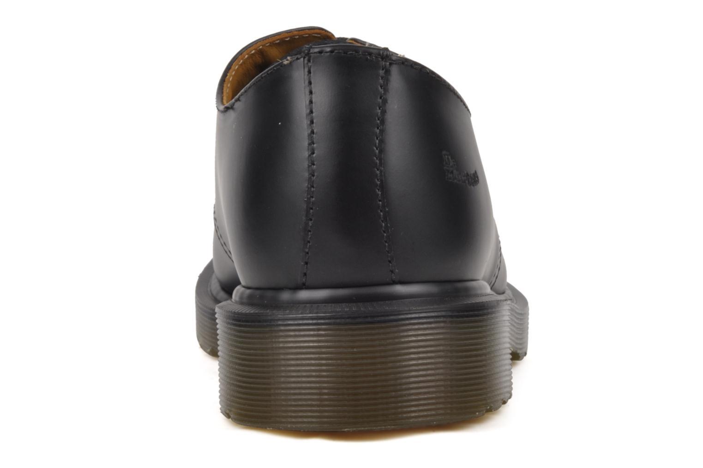 Chaussures à lacets Dr. Martens 1461 PW Noir vue droite