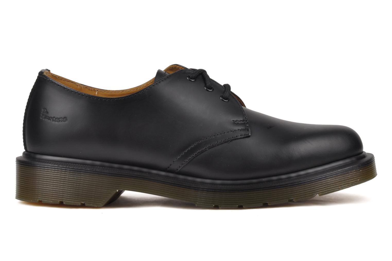 Chaussures à lacets Dr. Martens 1461 PW Noir vue derrière