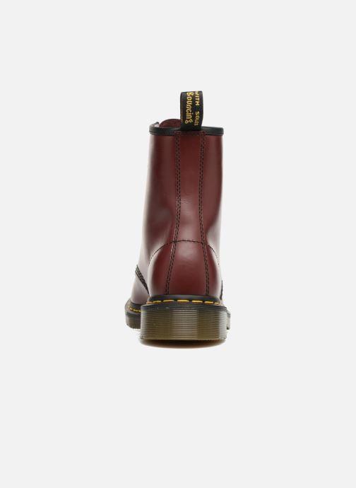 Bottines et boots Dr. Martens 1460 W Bordeaux vue droite