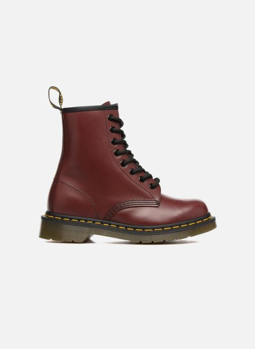Stiefeletten & Boots Dr. Martens 1460 W weinrot ansicht von hinten