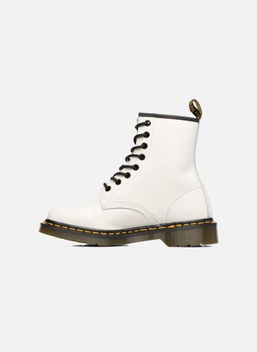 Stiefeletten & Boots Dr. Martens 1460 W weiß ansicht von vorne