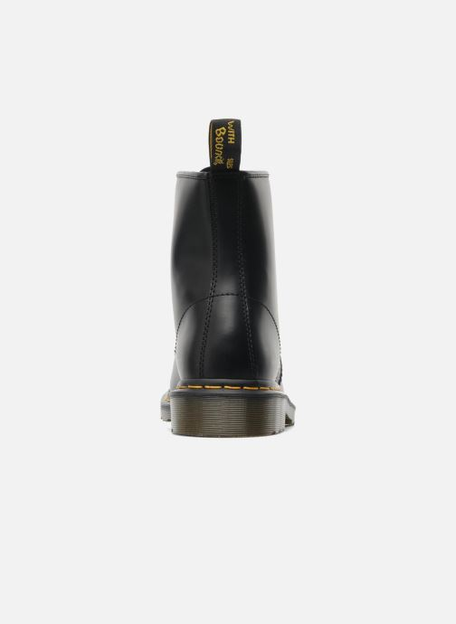 Bottines et boots Dr. Martens 1460 W Noir vue droite