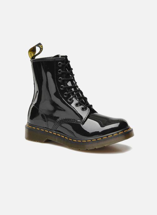 Boots en enkellaarsjes DR. Martens 1460 W Zwart detail