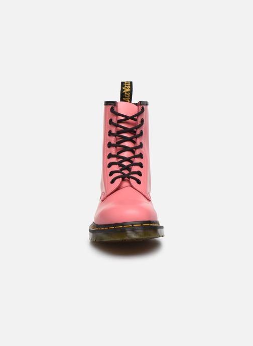 Stiefeletten & Boots Dr. Martens 1460 W rosa schuhe getragen