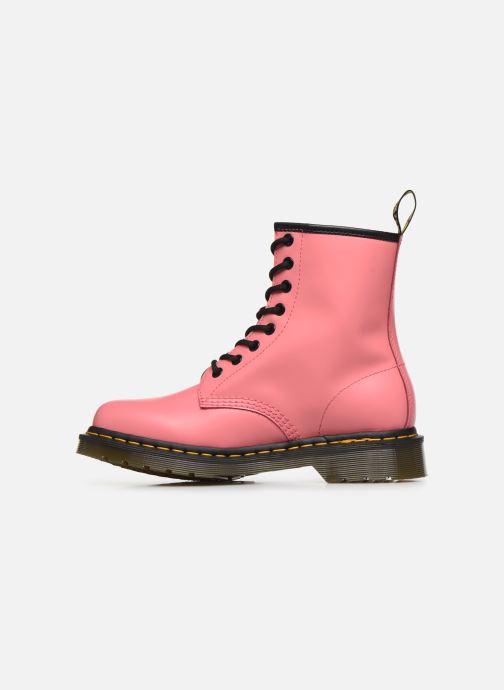 Stiefeletten & Boots Dr. Martens 1460 W rosa ansicht von vorne
