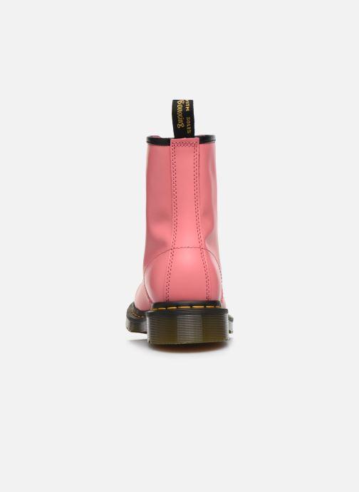 Stiefeletten & Boots Dr. Martens 1460 W rosa ansicht von rechts