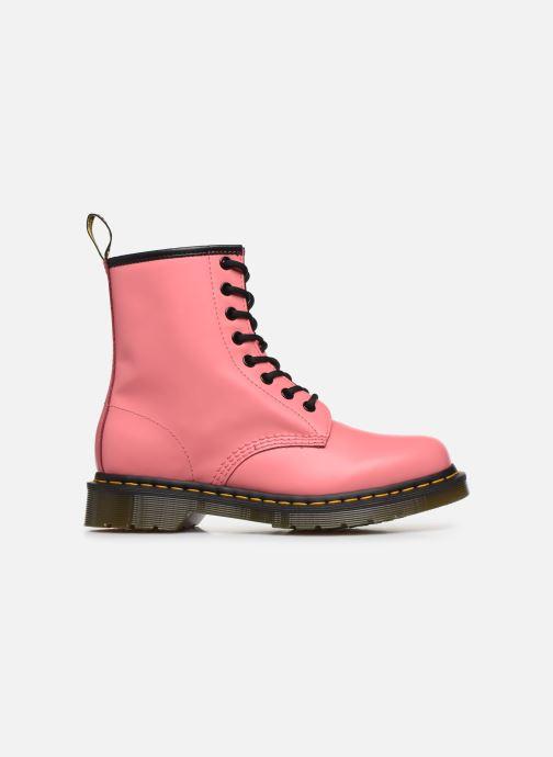 Stiefeletten & Boots Dr. Martens 1460 W rosa ansicht von hinten