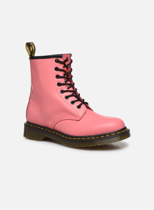 Stiefeletten & Boots Dr. Martens 1460 W rosa detaillierte ansicht/modell