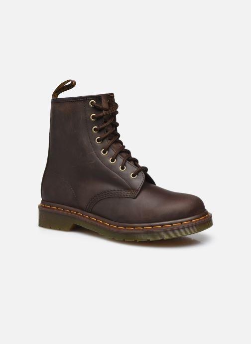 Stiefeletten & Boots Dr. Martens 1460 W braun detaillierte ansicht/modell