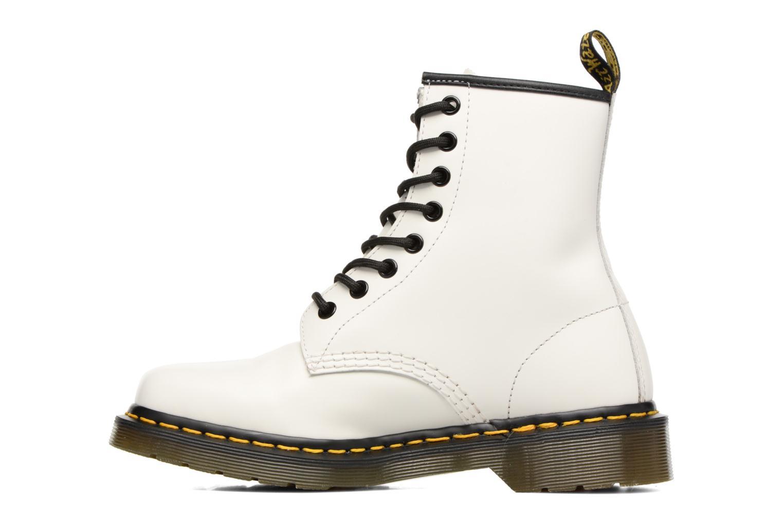 Boots en enkellaarsjes DR. Martens 1460 W Wit voorkant