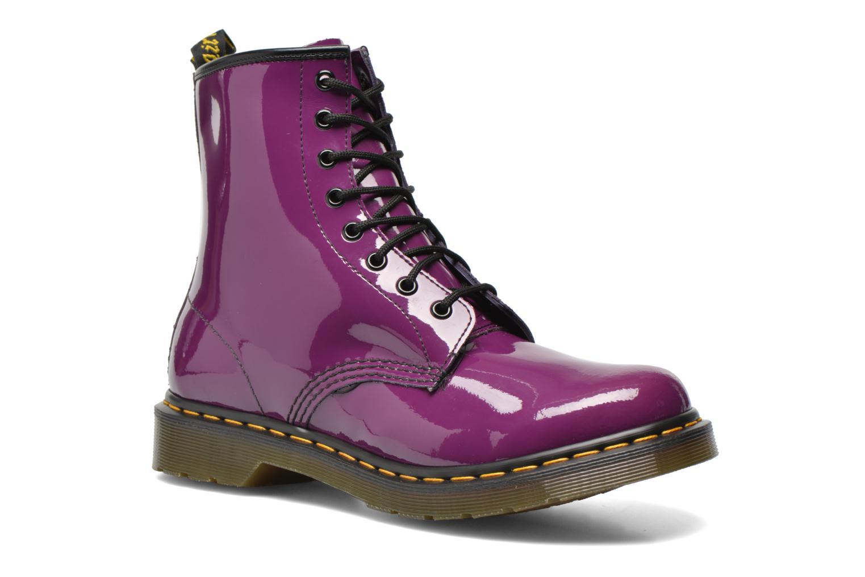 Purple Lamper