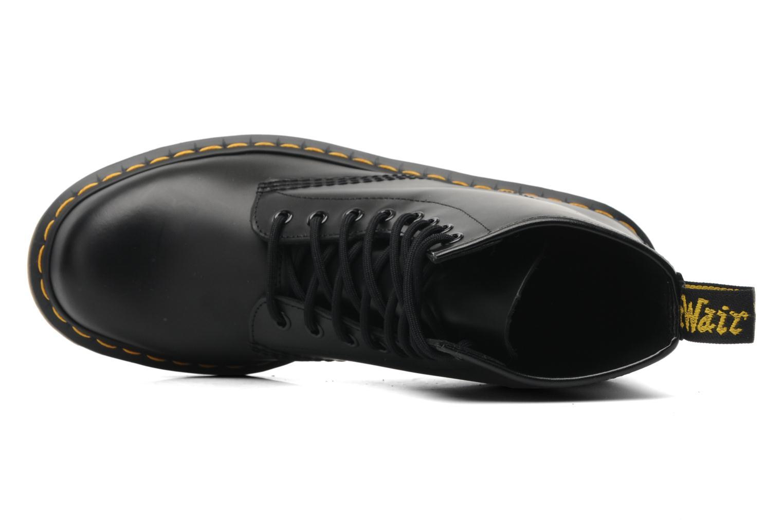 Boots en enkellaarsjes Dr. Martens 1460 W Zwart links