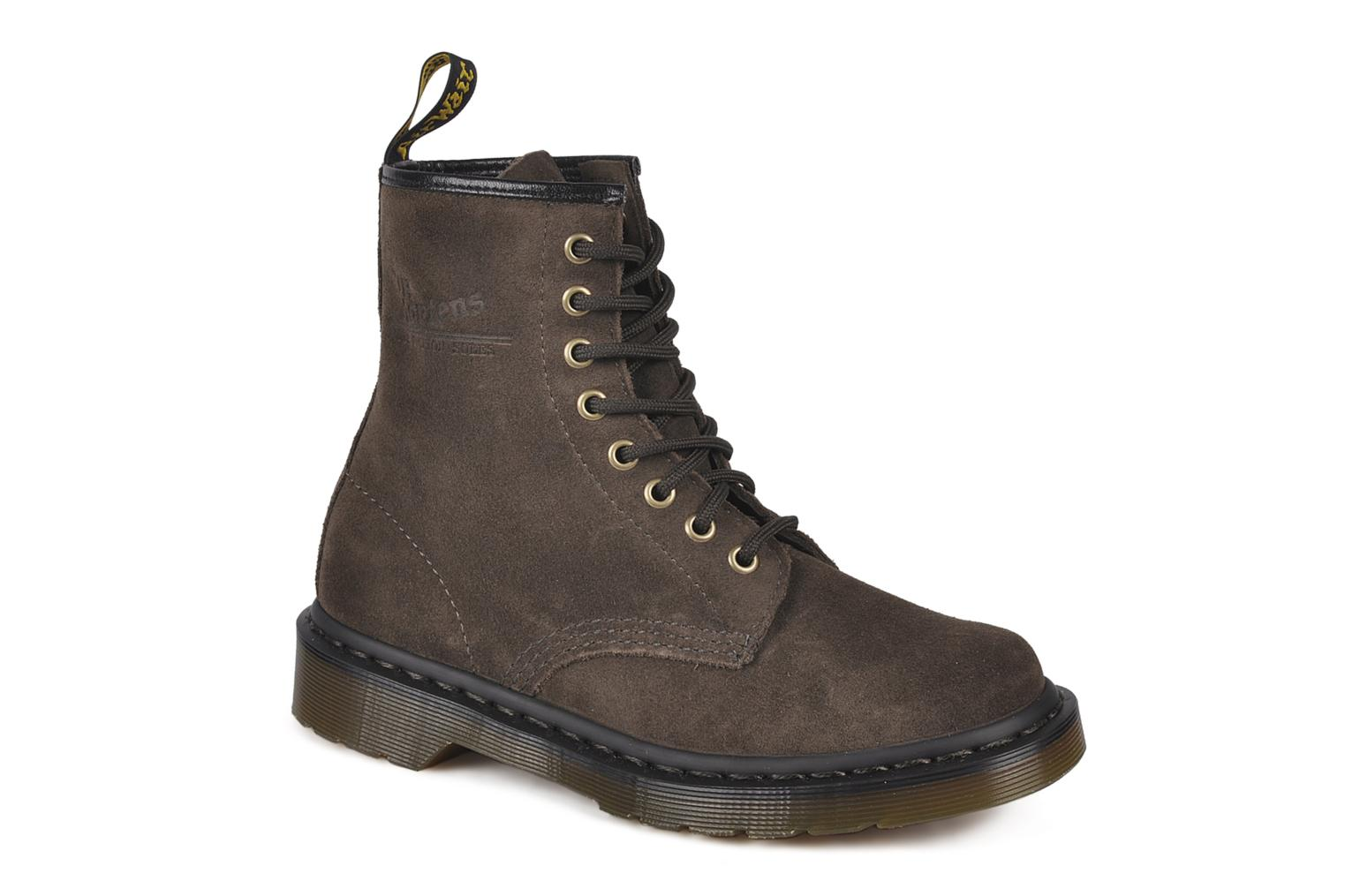 Bitter Chocolate Suede