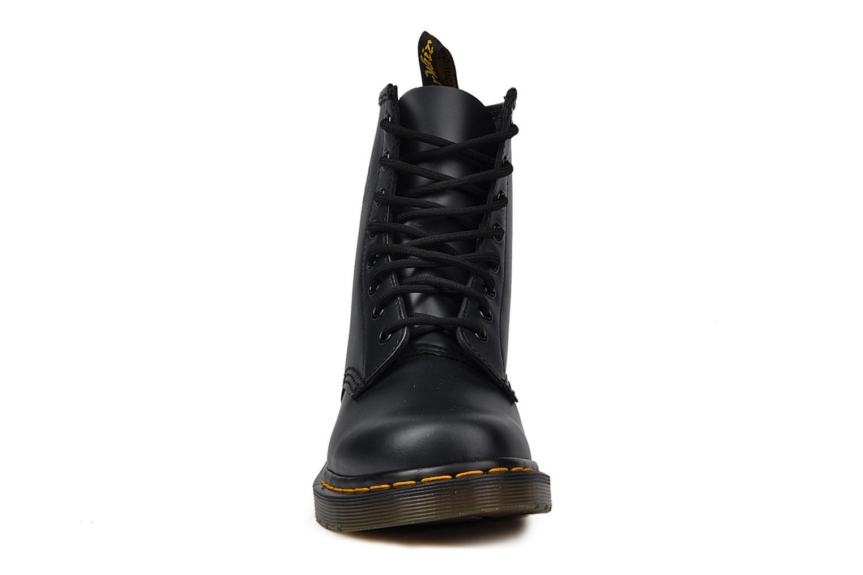 Bottines et boots Dr. Martens 1460 W Bleu vue portées chaussures