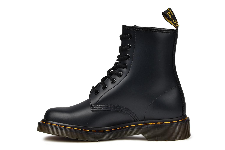 Bottines et boots Dr. Martens 1460 W Bleu vue face