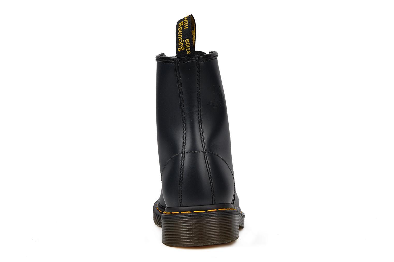 Bottines et boots Dr. Martens 1460 W Bleu vue droite