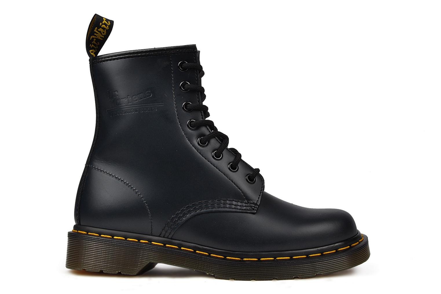 Ankle boots DR. Martens 1460 W Blue back view