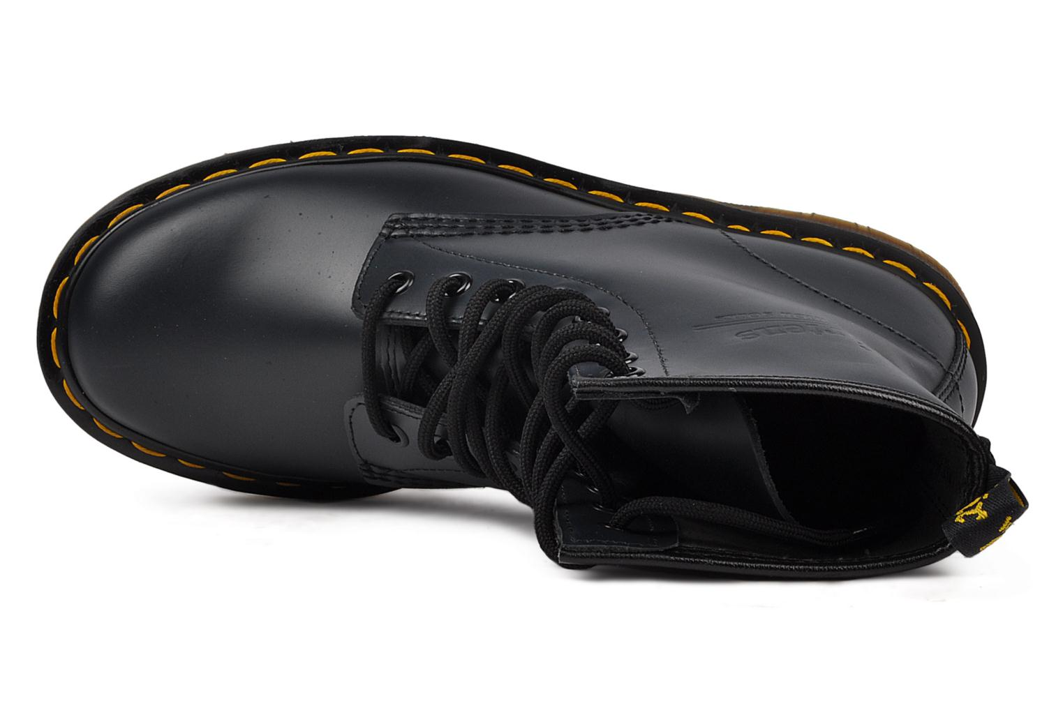 Ankle boots DR. Martens 1460 W Blue view from the left