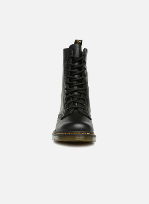 Bottines et boots Dr. Martens 1490 F Noir vue portées chaussures