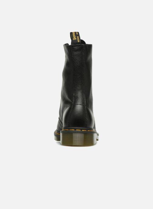 Bottines et boots Dr. Martens 1490 F Noir vue droite