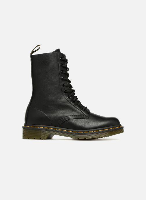 Stiefeletten & Boots Dr. Martens 1490 F schwarz ansicht von hinten