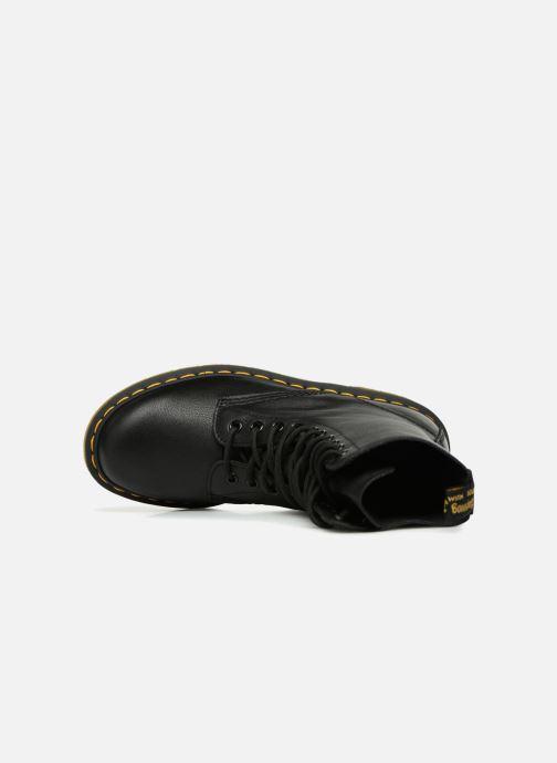 Stiefeletten & Boots Dr. Martens 1490 F schwarz ansicht von links