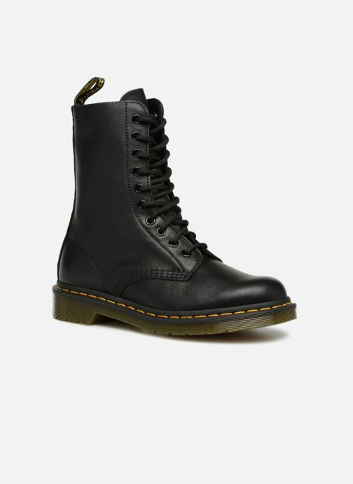 Ankle boots DR. Martens 1490 F Black detailed view/ Pair view
