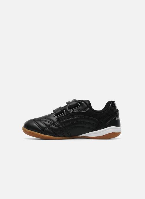Sneaker Kangaroos Backyard schwarz ansicht von vorne