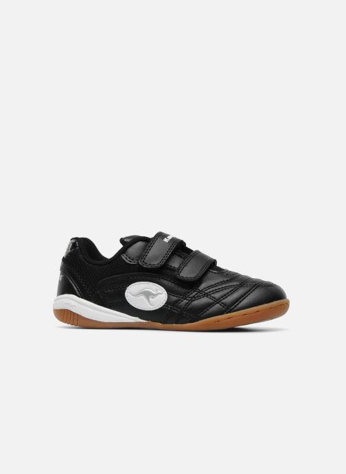 Sneaker Kangaroos Backyard schwarz ansicht von hinten