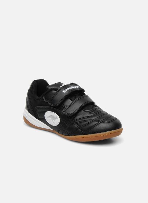 Sneaker Kangaroos Backyard schwarz detaillierte ansicht/modell