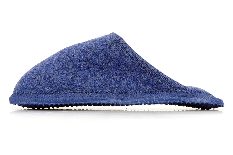Pantofole Giesswein Tino W Azzurro immagine frontale