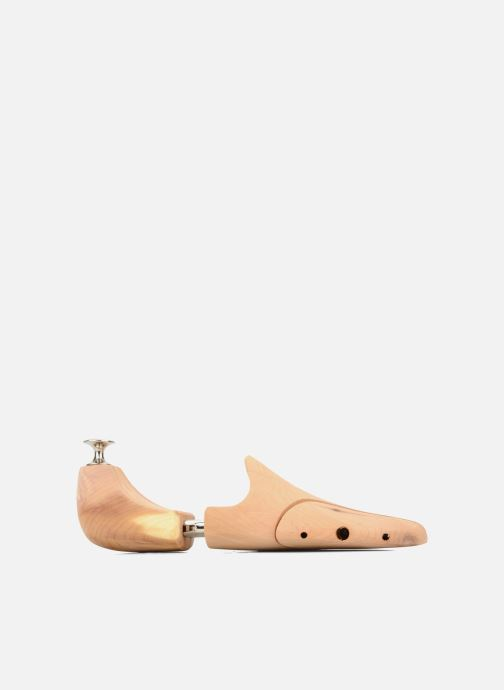 Care products Famaco Cedar shoetree Beige back view