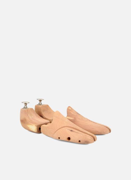 Plejeprodukter Famaco Skoblok i cedertræ Beige detaljeret billede af skoene