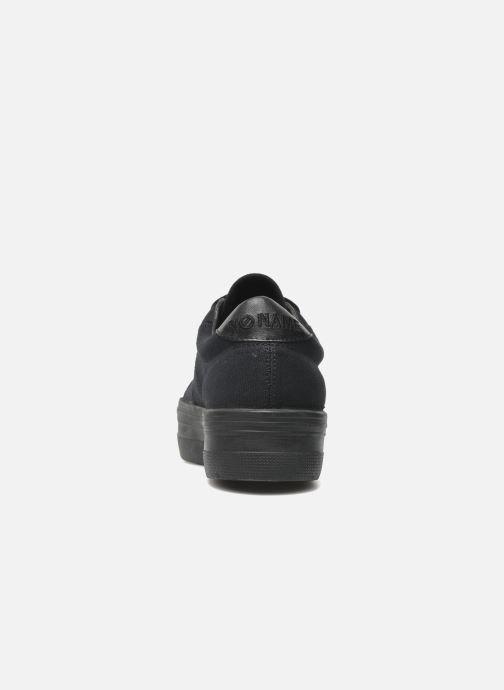 Sneakers No Name Plato Sneaker Sort Se fra højre