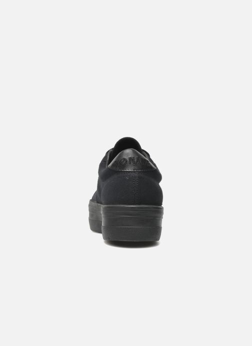 Deportivas No Name Plato Sneaker Negro vista lateral derecha
