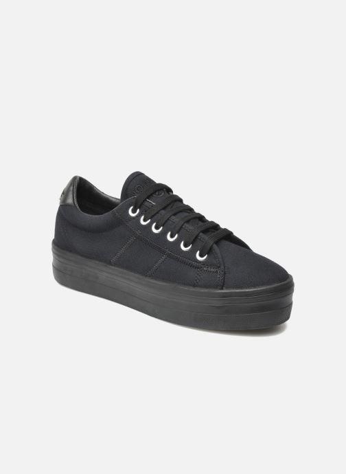 Sneakers No Name Plato Sneaker Sort detaljeret billede af skoene