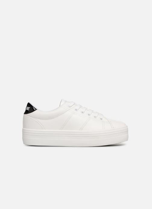 Baskets No Name Plato Sneaker Blanc vue derrière